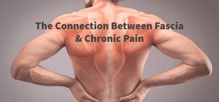 man with myofascial pain and inflammation