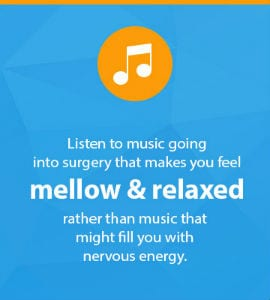 music can help you relax